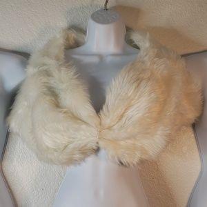Accessories - Faux Fur Shrug Shoulder Wrap